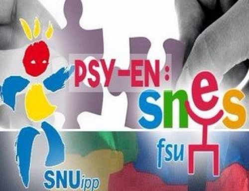 SNES-FSU et SNUipp-FSU majoritaires aux élections professionnelles des psychologues de l'Éducation nationale