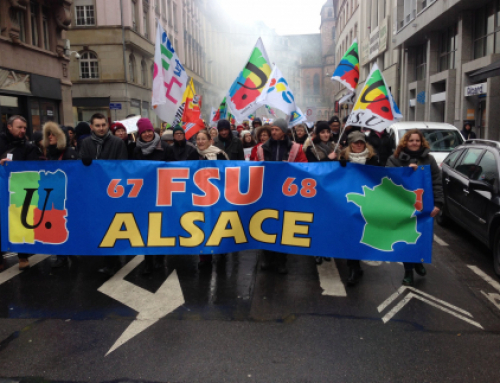 Bulletin FSU Alsace 81