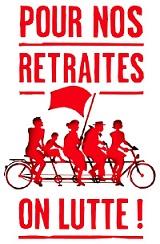RETRAITE : DES DROITS A PRESERVER ! NE TOUCHEZ PAS A NOS RETRAITES !