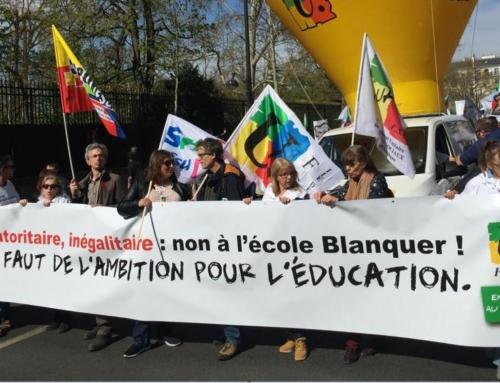 La FSU quitte le Grenelle de l'Education _03.12.20