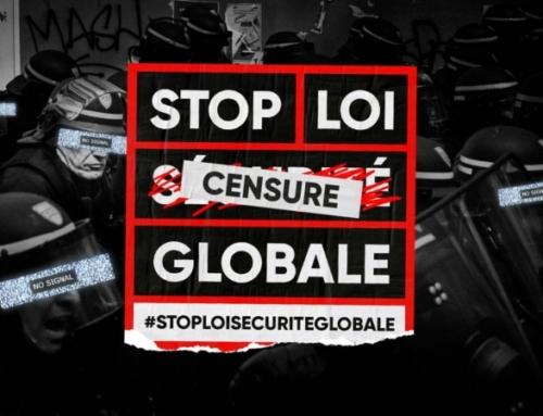 Retrait de la loi sécurité globale : manifestations en Alsace le 30 janvier