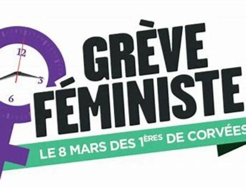 Le 8 mars des premières de corvées : l'appel national et les actions en Alsace