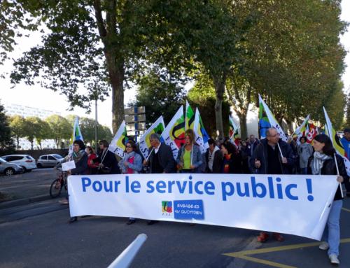 15 juin 2021 : journée de mobilisation dans la Fonction Publique, Rassemblement 10h00 Place Kléber