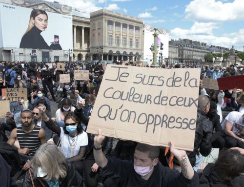 12 juin : manifestons pour les libertés et contre les idées d'extrême droite, place de la Gare, 13h00