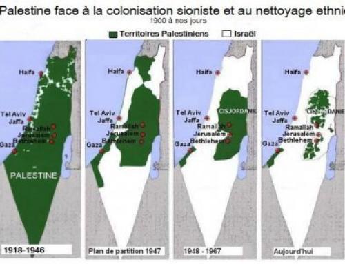 Campagne pour la reconnaissance de l'Etat de Palestine, la FSU partie prenante, 2021-06-29