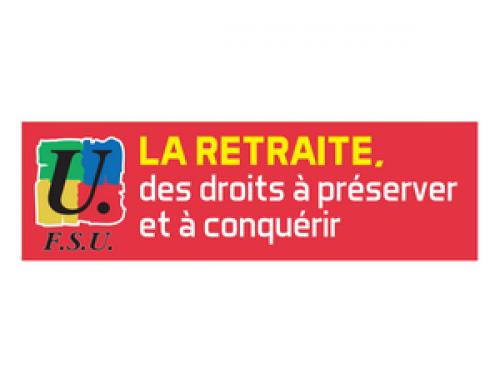 Retraités : Manifestation à Paris le 2 décembre!